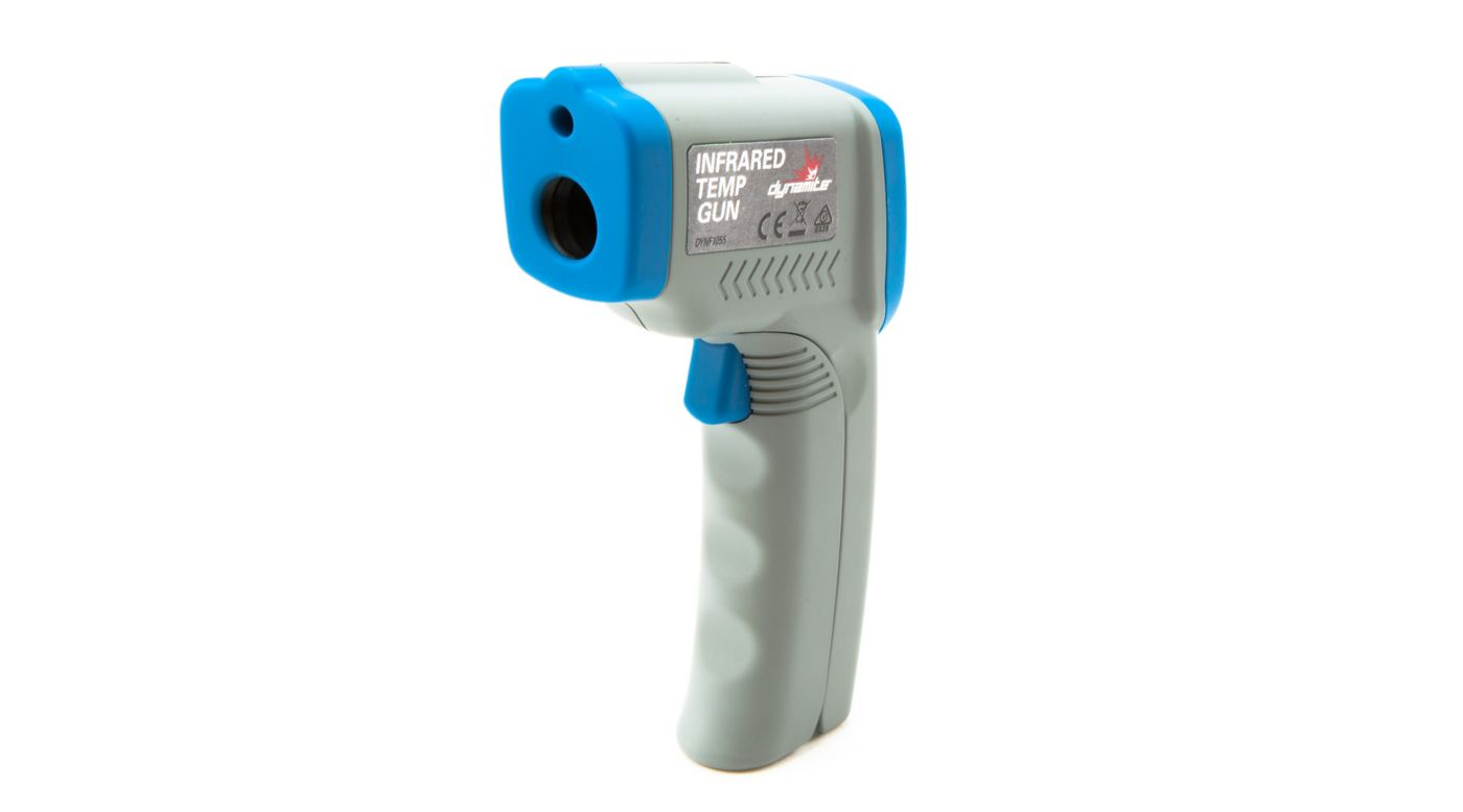 Image for Infrared Temp Gun/Thermometer with Laser Sight from HorizonHobby