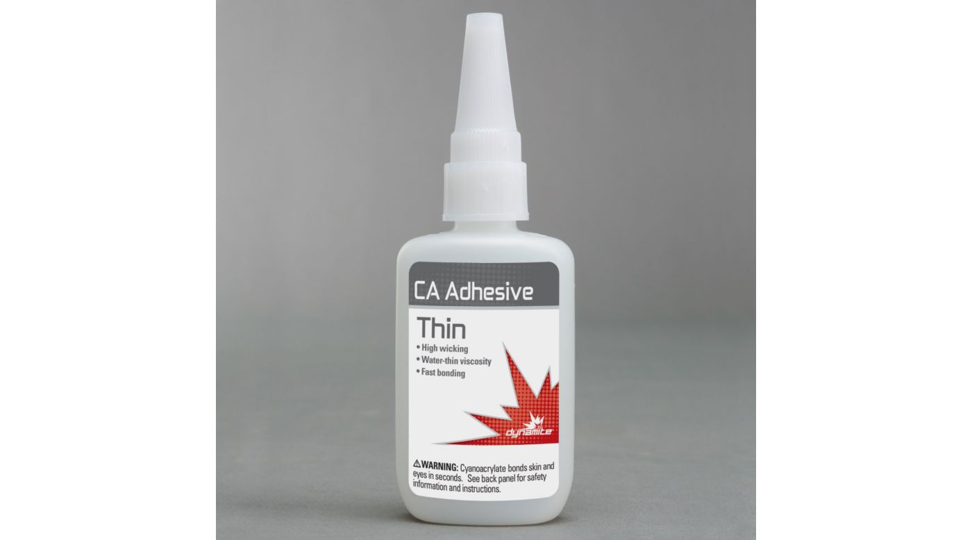 Image for CA, Thin, 2 oz. from HorizonHobby