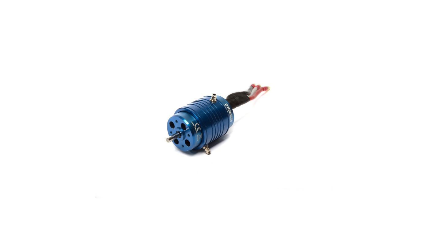 Image for A3630-1500Kv, 6-pole, Water-Cooled, Marine Motor from HorizonHobby