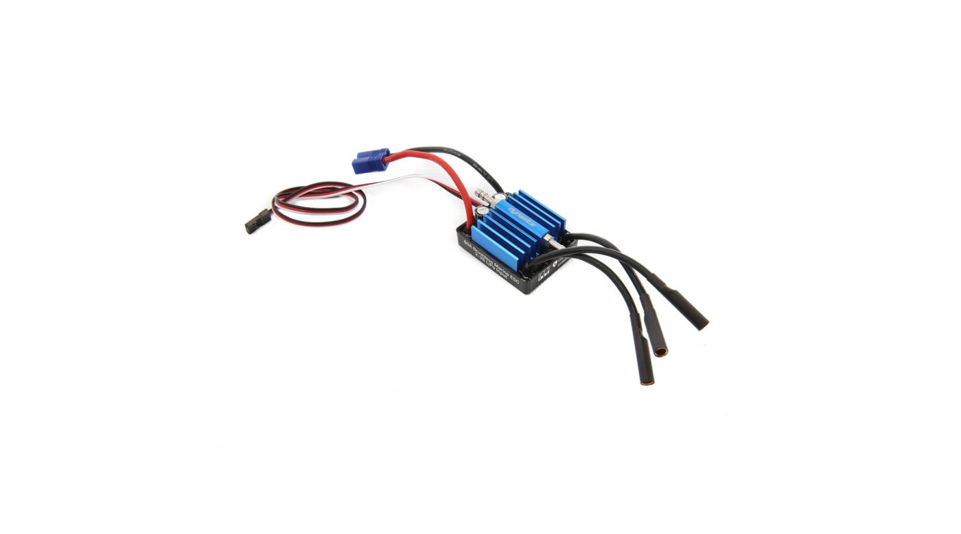 Image for 60A Brushless Marine ESC 2-3S from HorizonHobby