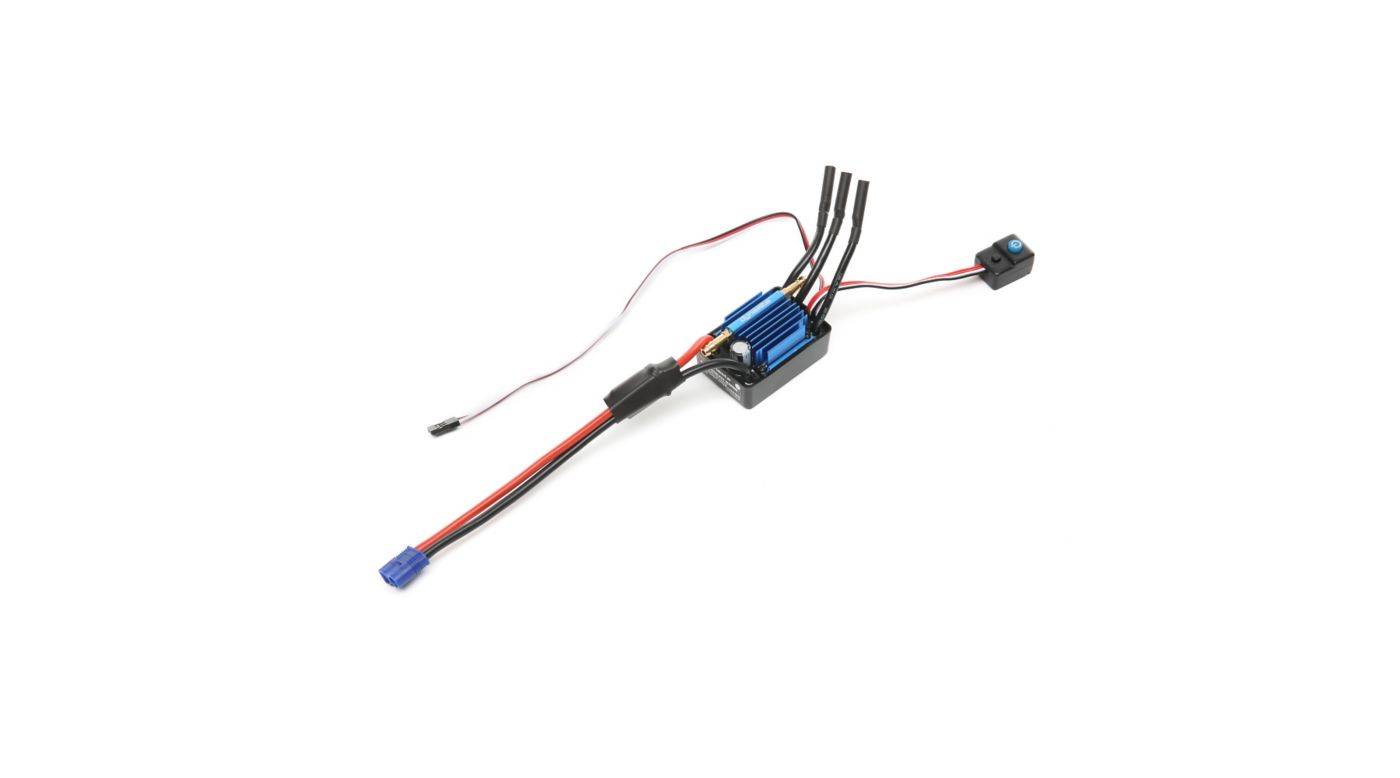 Image for 90A BL Marine ESC 2-4S from HorizonHobby