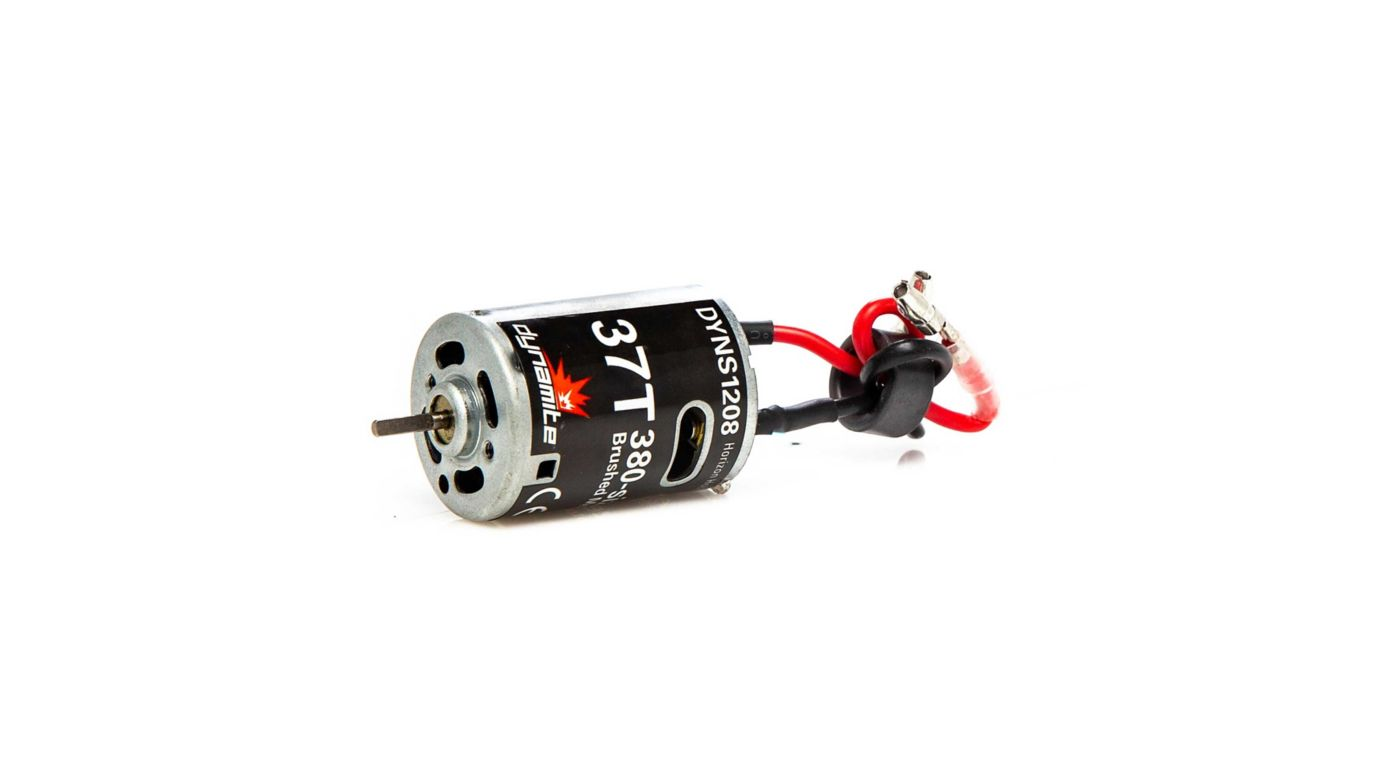 Grafik für Tazer 37-Turn 380 Brushed Motor in Horizon Hobby