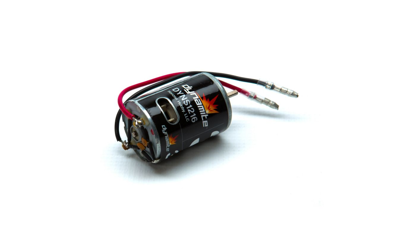 Image for 35-Turn 540 Brushed Motor from HorizonHobby