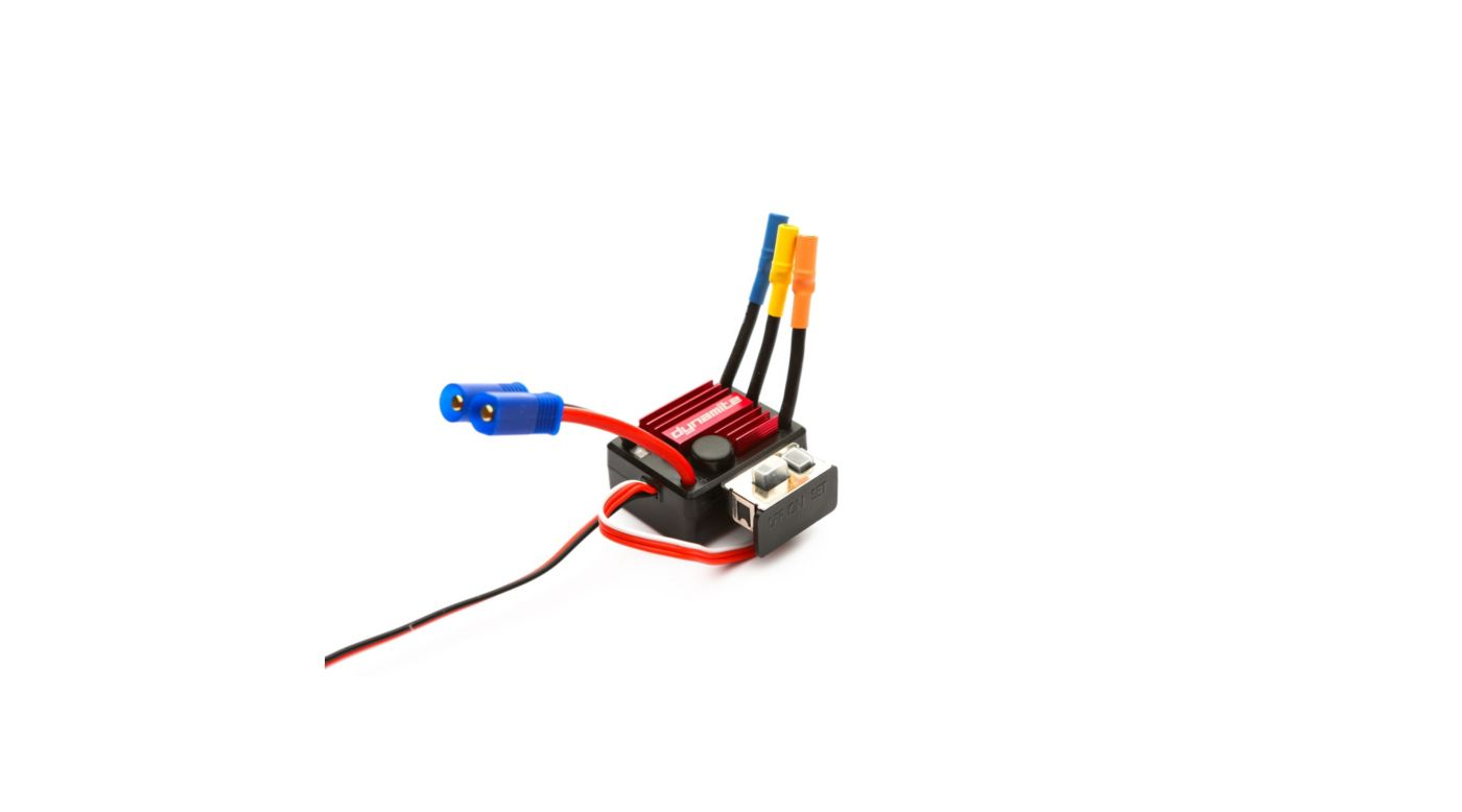 Image for Tazer Mini Brushless Waterproof ESC: 25A from HorizonHobby
