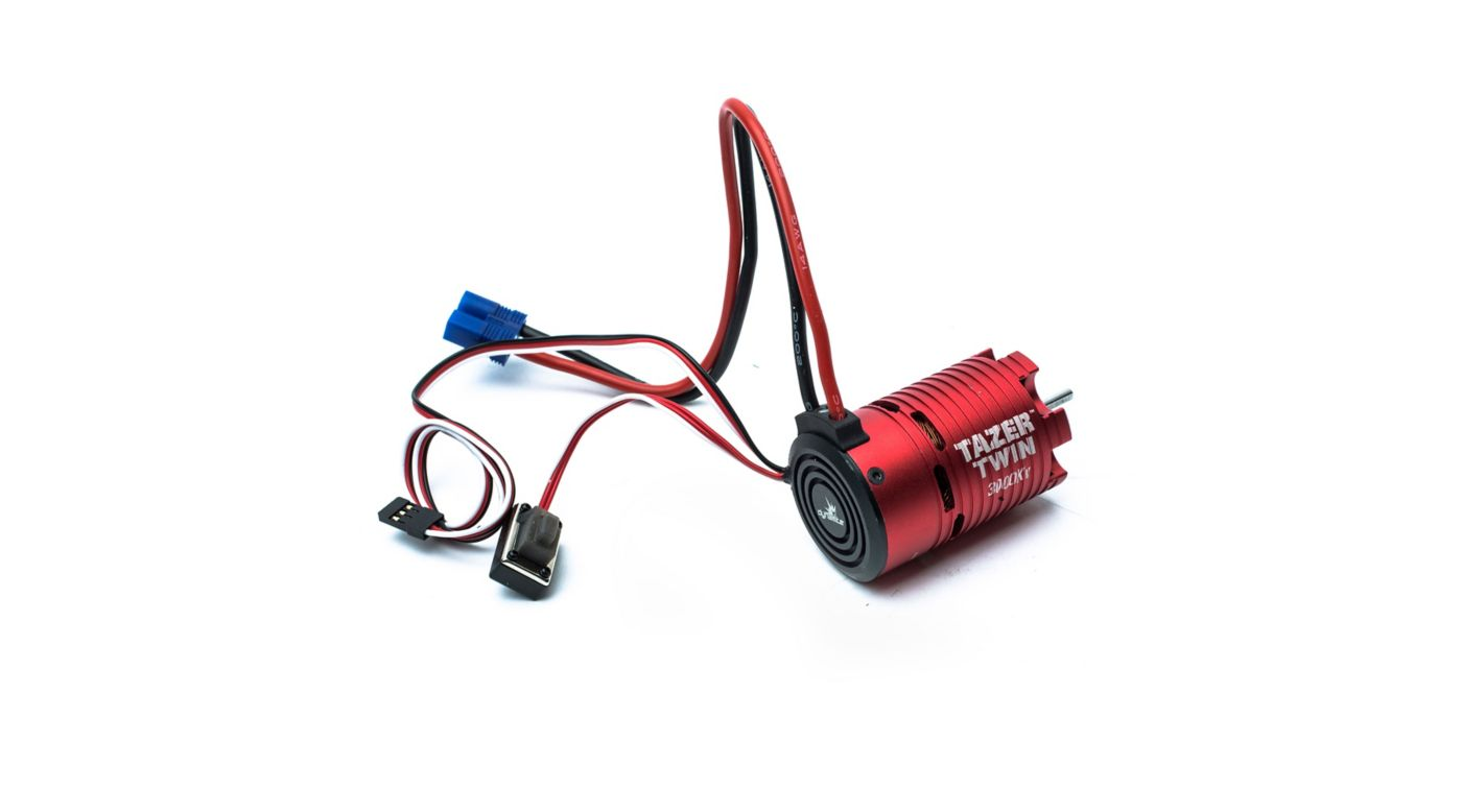 Grafik für 2 in1 Brushless Motor/ESC Combo: 1/10th 2WD, 3000kv in Horizon Hobby