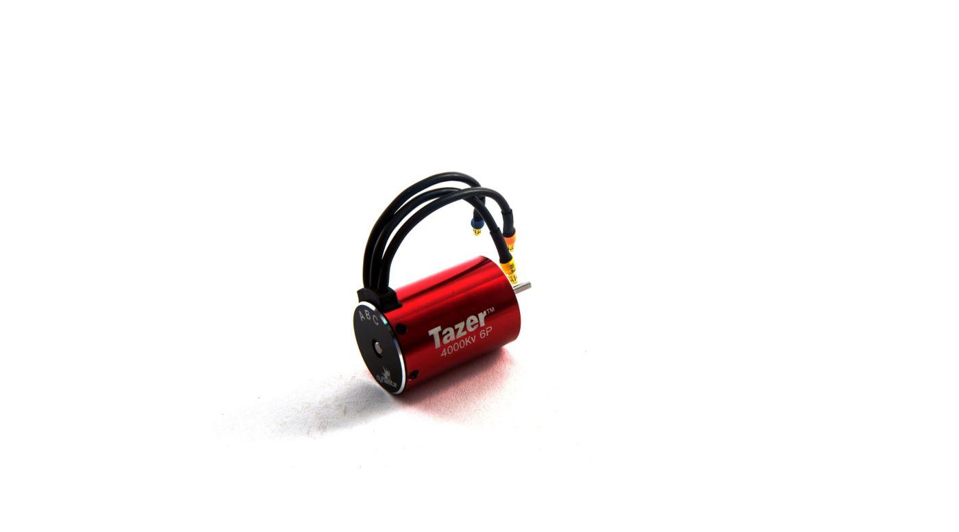 Image for Tazer 1/10 6-Pole Brushless Motor, 4000Kv V2 from HorizonHobby