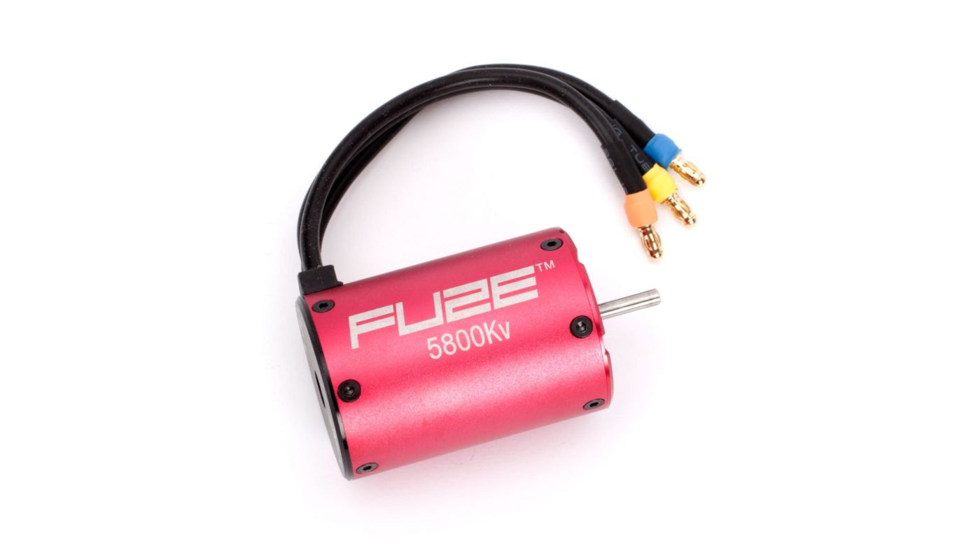 Image for Fuze 1/10 4-Pole BL Motor, 5800Kv from HorizonHobby