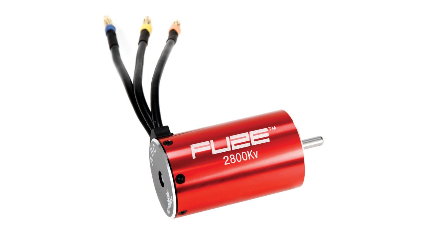 Image for Fuze 550 BL 6-Pole Motor, 2800Kv from HorizonHobby