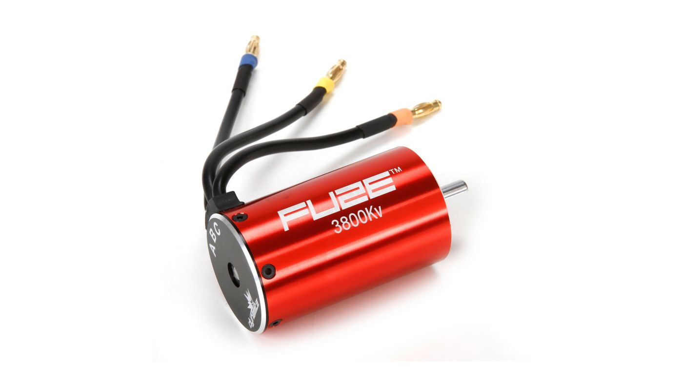 Image for Fuze 550 BL Motor, 3800Kv V2 from HorizonHobby