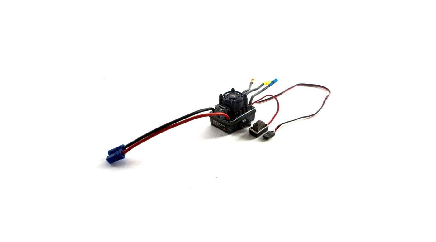 Image for Tazer 45A Sensorless Brushless ESC Waterproof V2 from HorizonHobby