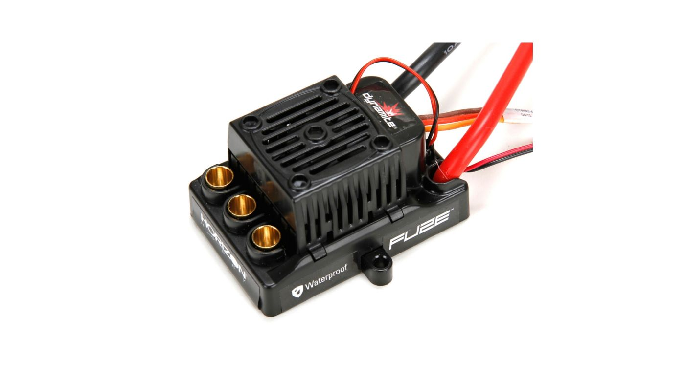 Image for Fuze 90A Brushless Waterproof ESC, 6S: LST-E from Horizon Hobby