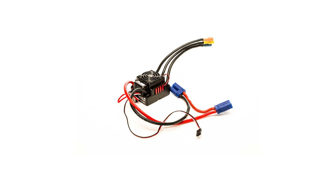 Grafik für Fuze 150A Sensorless BL WP ESC: 3-6S in Horizon Hobby