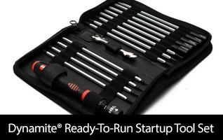Dynamite Ready-To-Run Startup Tool Set