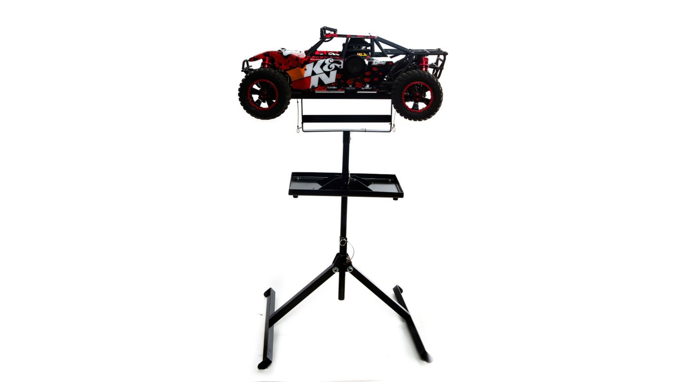 Image for Large Scale Work Stand: 5IVE-T, MINI WRC, DBXL, HPI from HorizonHobby