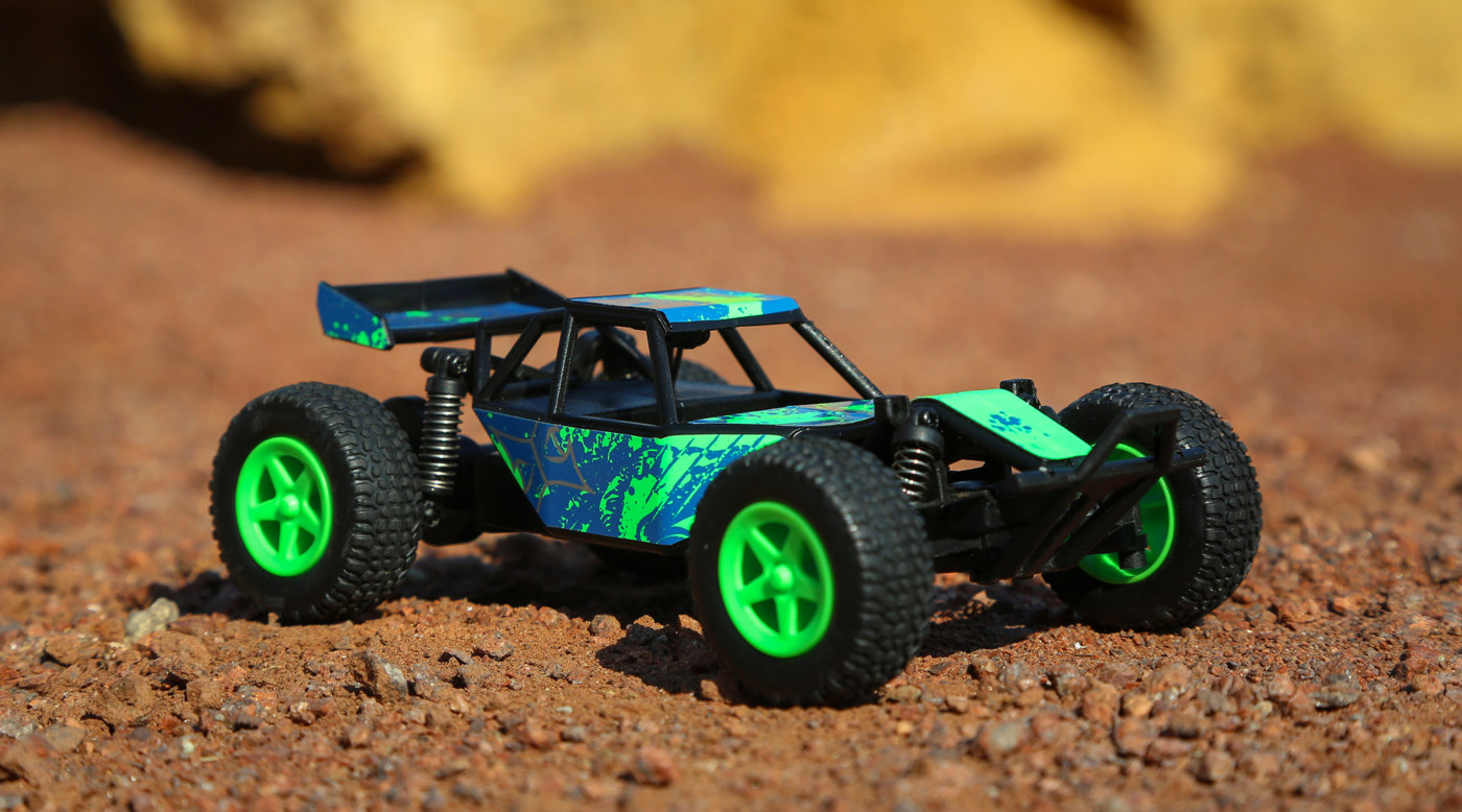 ECX 1/28 Micro Roost 2WD Buggy RTR