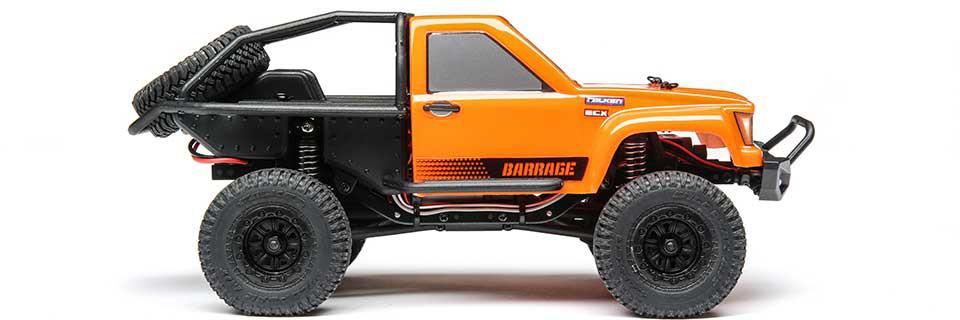 1/24 Barrage Scaler Truck RTR