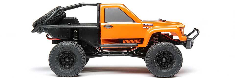 1/24 Barrage Scaler Truck RTR