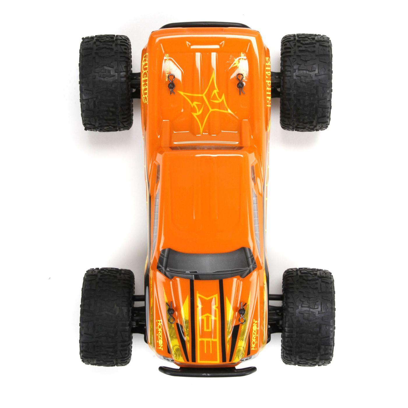 ECX 1//18 Ruckus Chassis Set w//Hardware Part# ECX211001