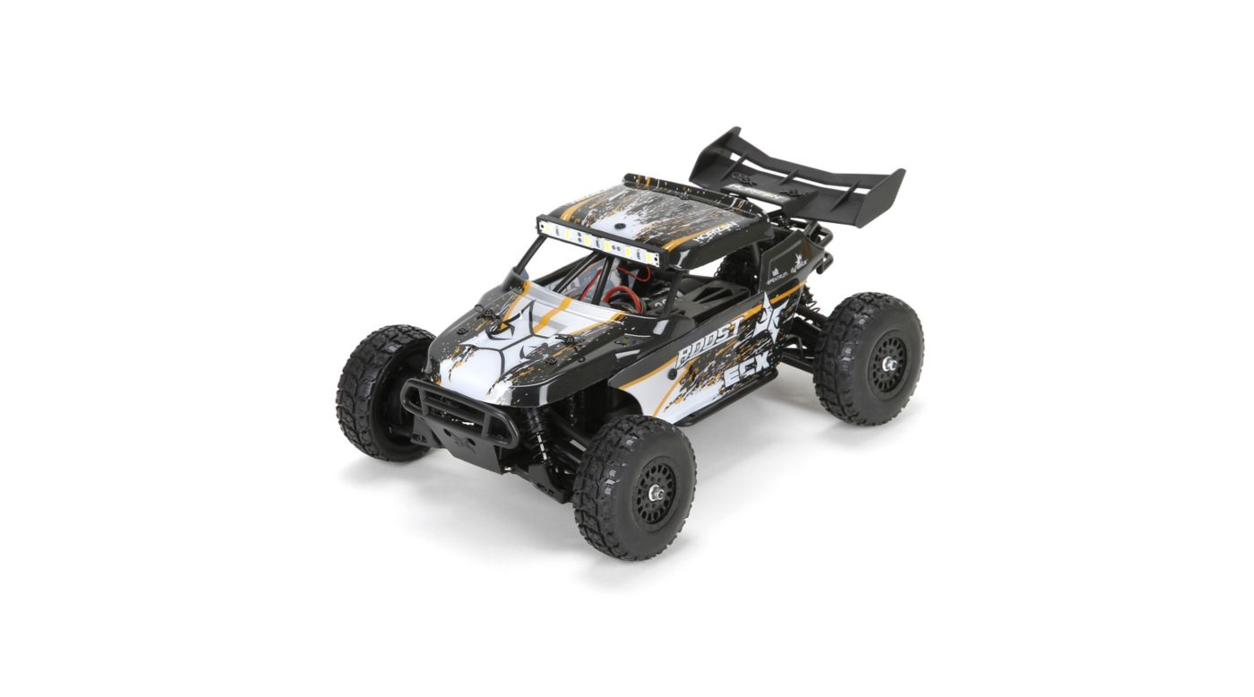 Grafik für ECX Roost 1/18 4WD Desert Buggy RTR: Schwarz/Orange in Horizon Hobby