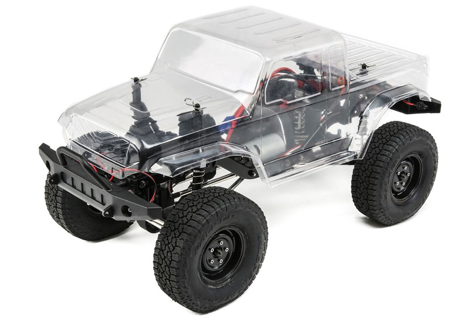 1/12 Barrage Gen2 4WD - ECX03011 - Learn More