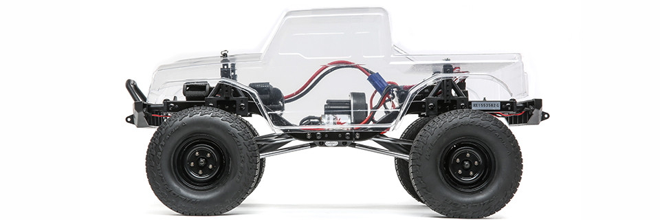 ECX Barrage BTD Kit