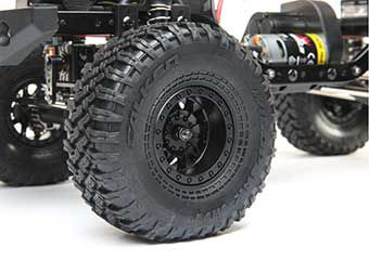 Licensed Falken Wildpeak MT tires