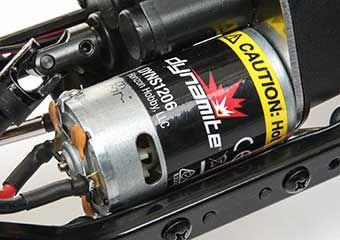 High Torque 390 Motor