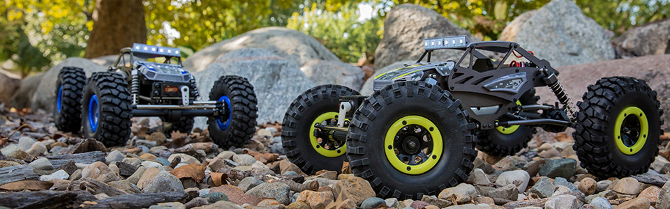 ECX 1/18 Temper Brushed Rock Crawler