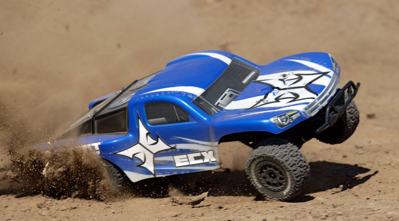 Image for 1/10 Torment 2WD SCT Brushless RTR with AVC, Blue from HorizonHobby