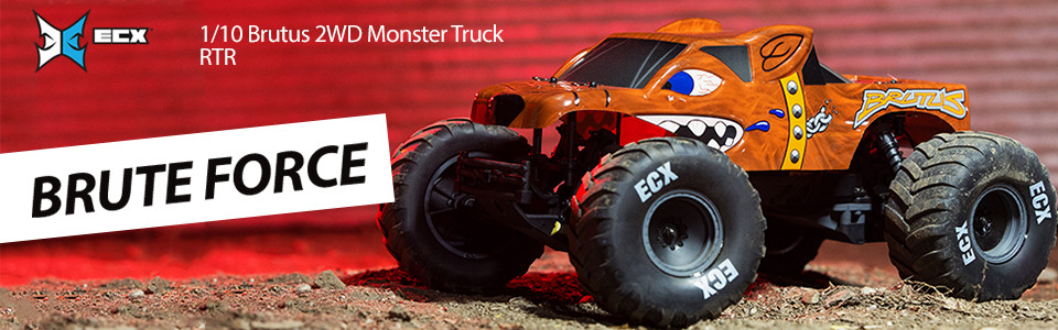1/10 Brutus 2WD RTR