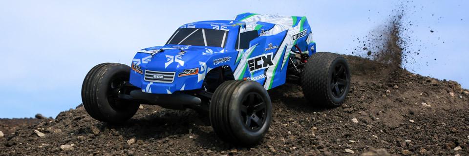 1/10 Circuit 2WD Stadium Truck RTR
