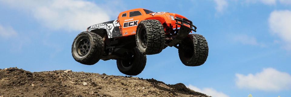 1/10 Ruckus 2WD Monster Truck RTR