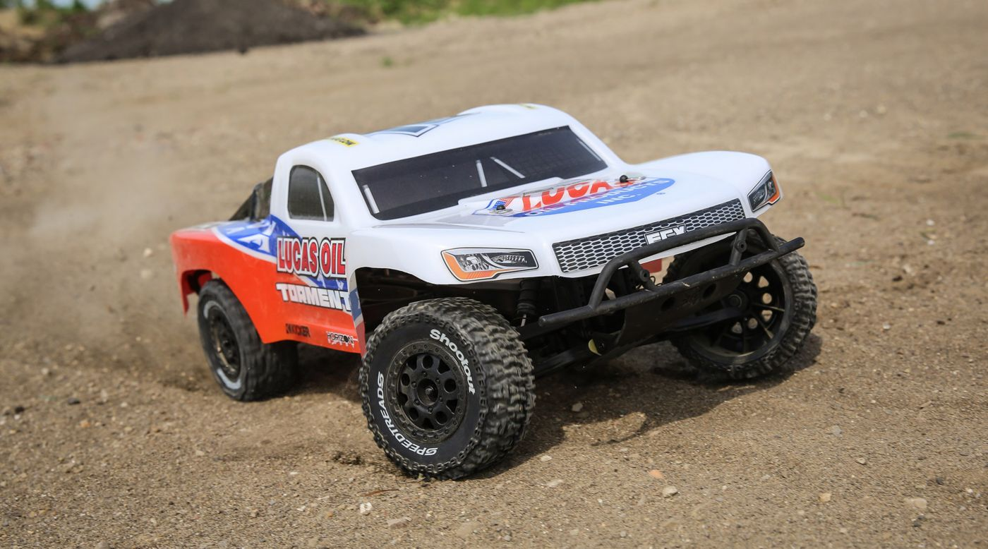 Image for 1/10 Torment 2WD SCT Brushed RTR, Lucas Oil from HorizonHobby