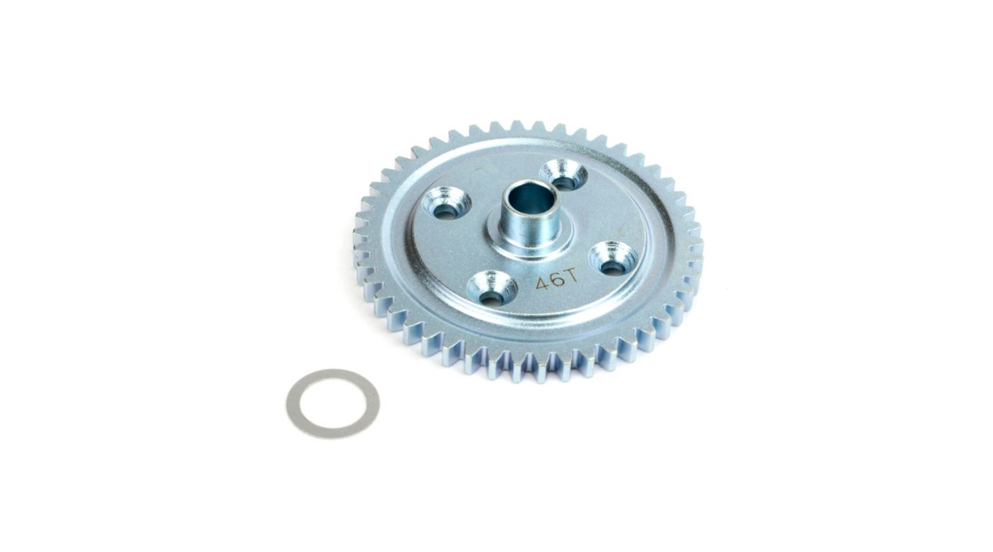 Image for Center Diff 46T Spur Gear: Revenge Type E/N from HorizonHobby