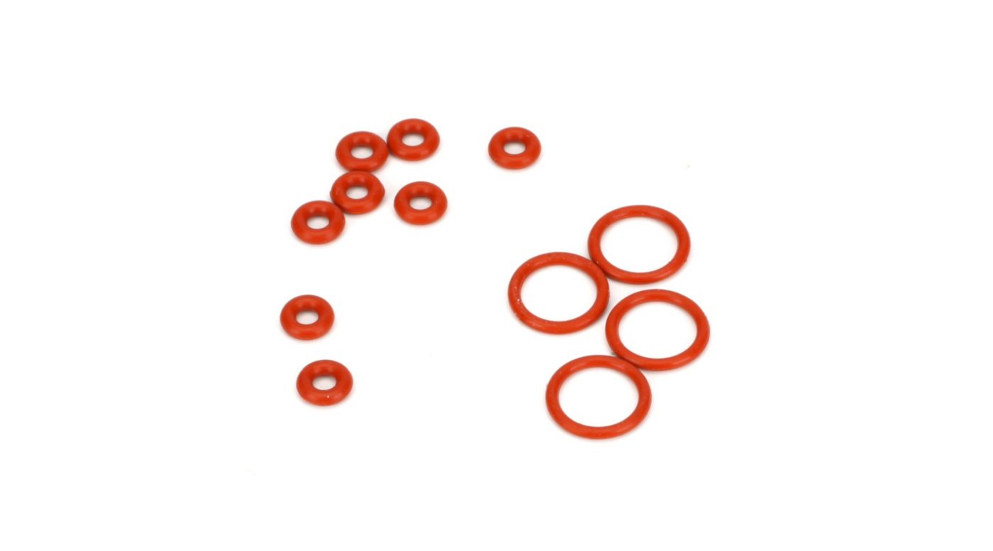 Image for Shock O-Ring Set: All ECX 1/10 2WD from HorizonHobby