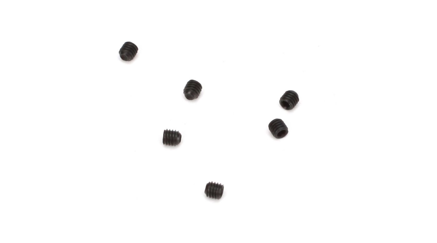 Image for 3x3mm Set Screw (6) from Horizon Hobby