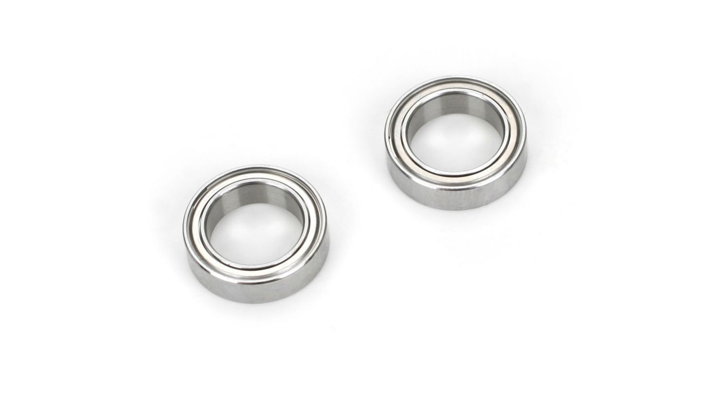 Image for 10 x 15 x 4mm Ball Bearings (2) from Horizon Hobby