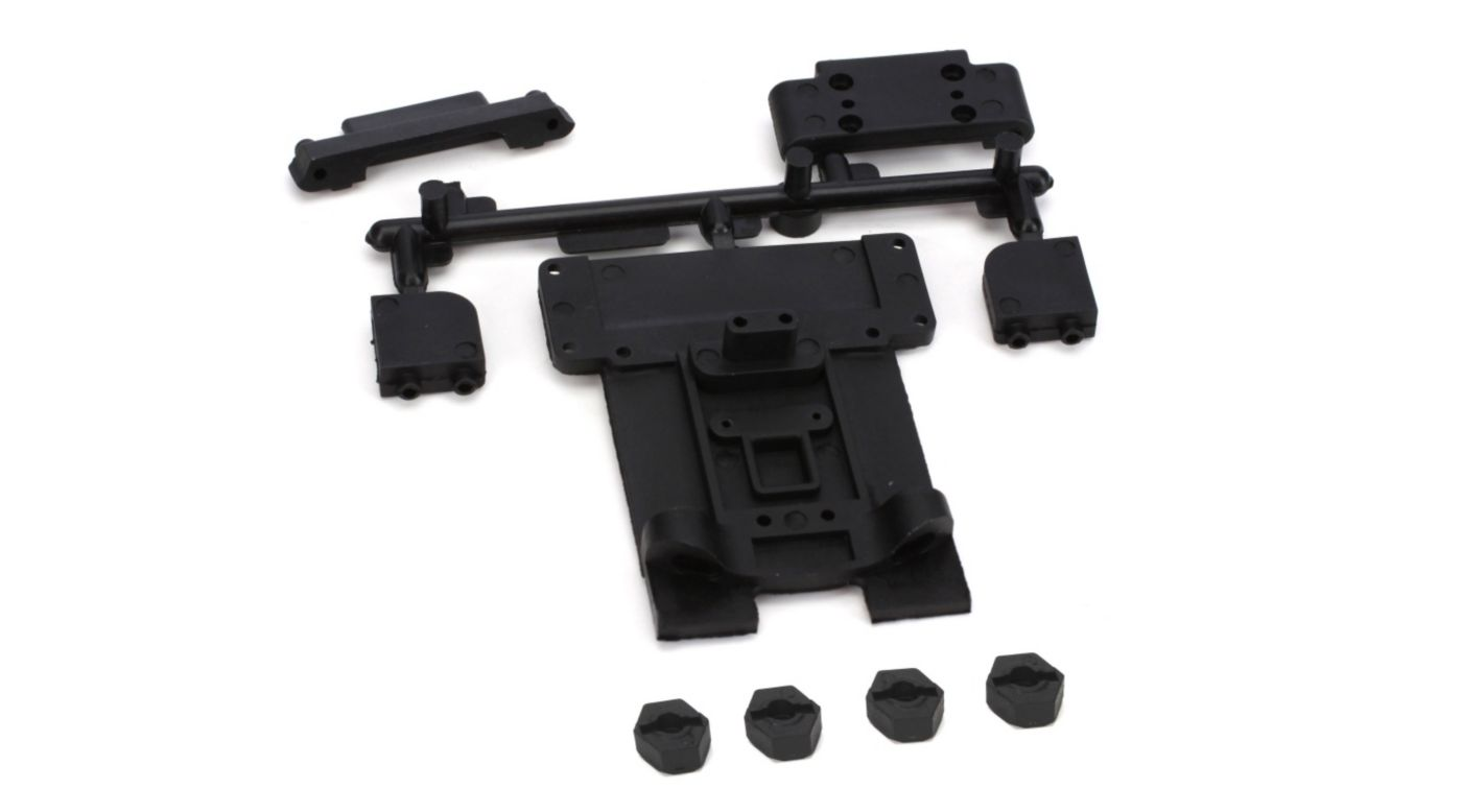 Image for Front/Rear Suspension Mount Set: 1/10 2WD Circuit, Boost from HorizonHobby