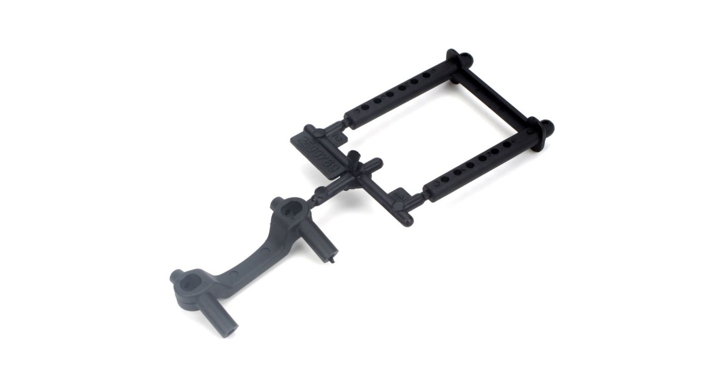 Image for Front Body Mount Set: Circuit from HorizonHobby