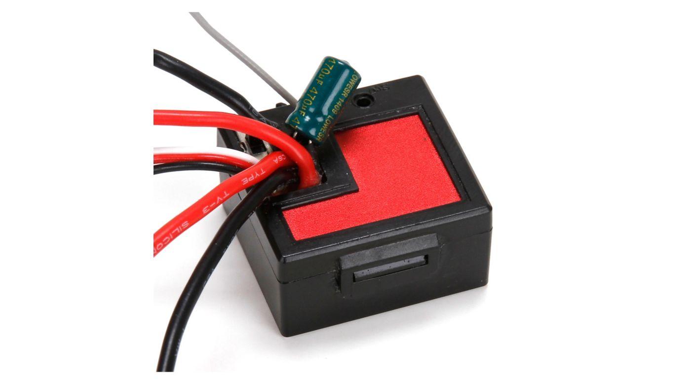 Grafik für ECX Rock Crawling Mini ESC/RX 2.4 Ghz, spritzwassergeschützt V2 in Horizon Hobby