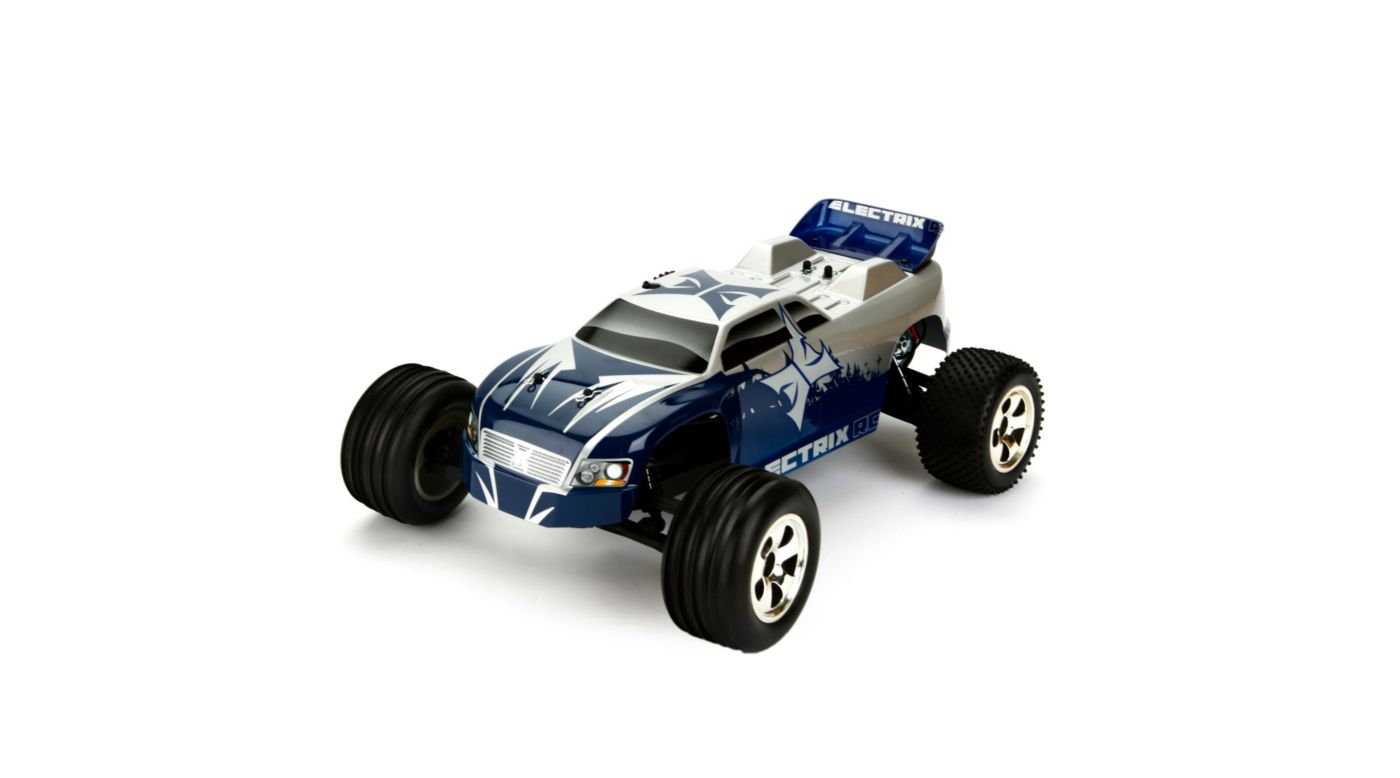 Image for Circuit 1/10 Waterproof Stadium Truck RTR , Gray from HorizonHobby