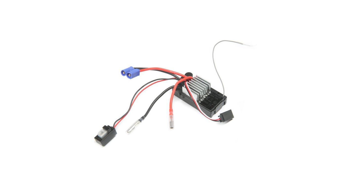 Image for ESC Receiver 2.4GHz WP V4  1 10 from Horizon Hobby