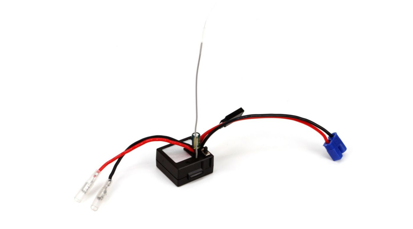 Image for 2.4GHz Mini ESC/RX, Waterproof, V2 from HorizonHobby