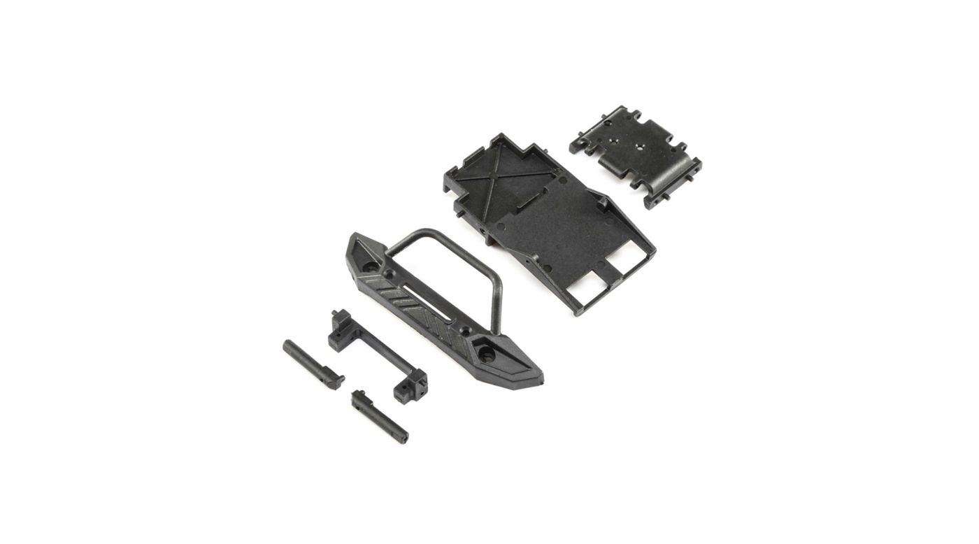 Image for Chassis Supports: 1/24 Barrage from HorizonHobby