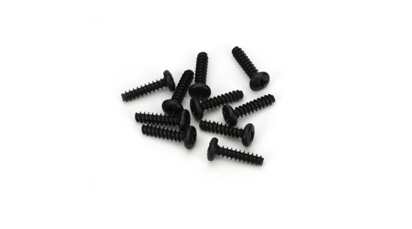 Image for 3x12mm Self-Tapping BH Screw (10) from HorizonHobby