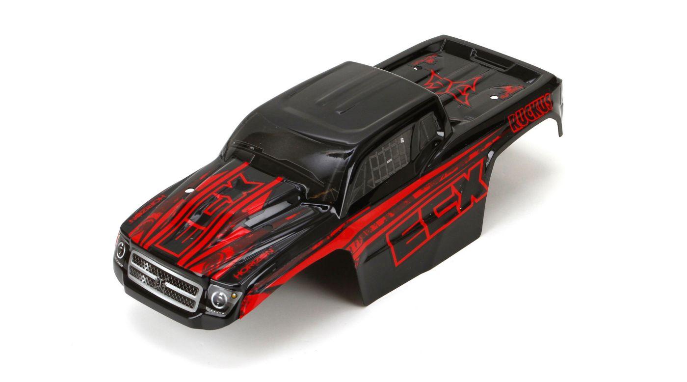Image for Body Set, Painted: 1/18 4WD Ruckus from HorizonHobby