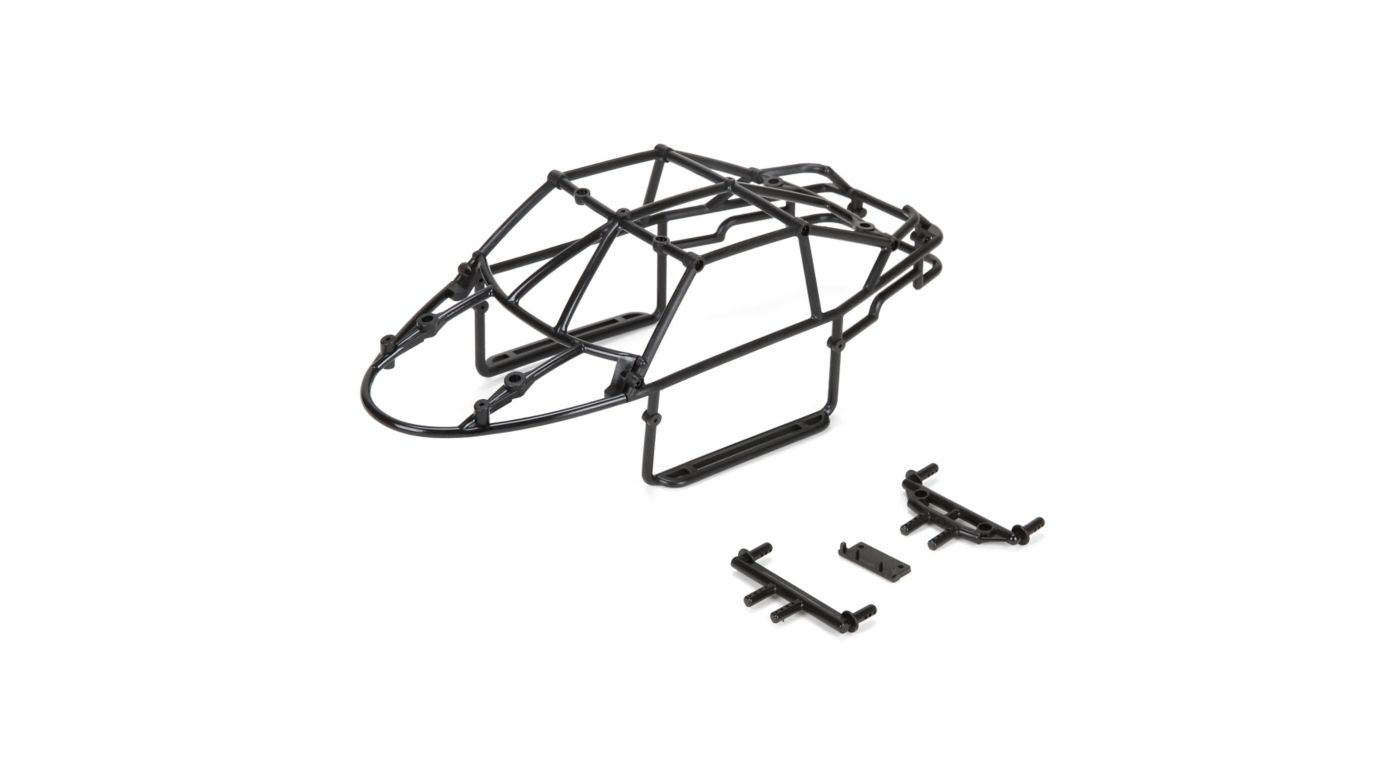 Image for Roll Cage, Complete: 1/18 4WD Roost from HorizonHobby