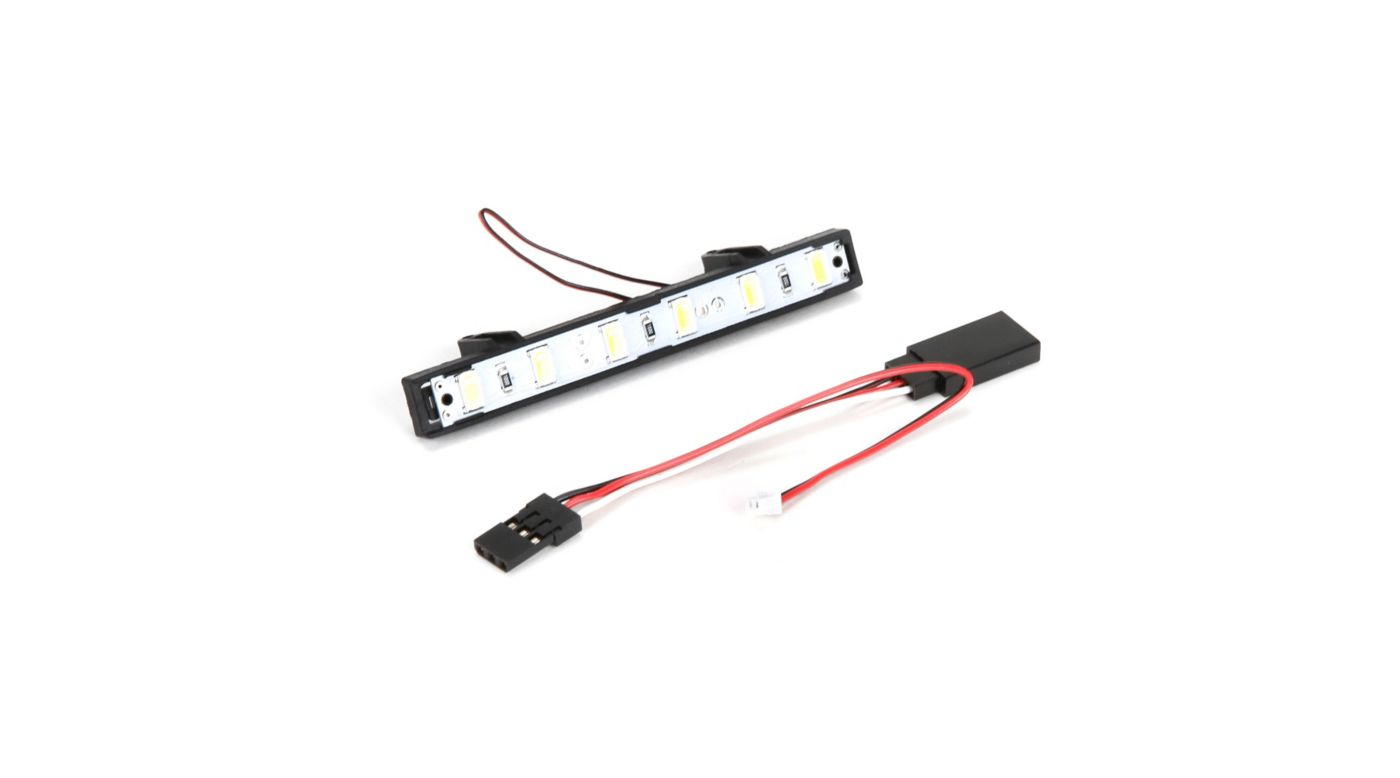 Image for LED Light Bar with Housing: 1/18 4WD Roost from HorizonHobby