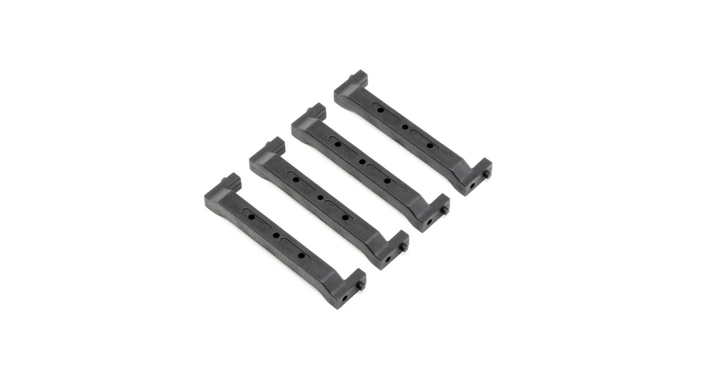 Image for Chassis Brace (2): 1.9 Barrage Kit/RTR, Doomsday, Barrage 2.0 from HorizonHobby