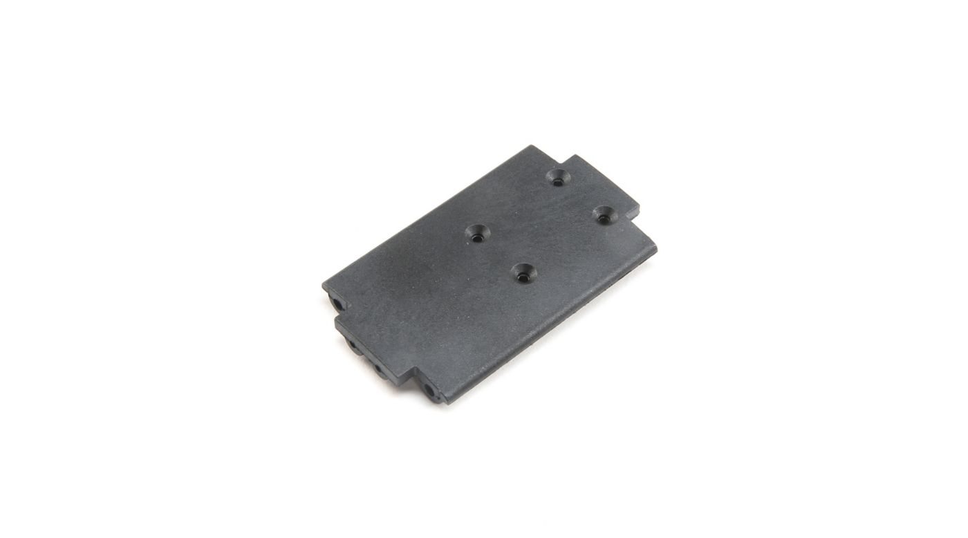 Image for Skid Plate: 1/18 Temper 4WD Gen 2 from HorizonHobby